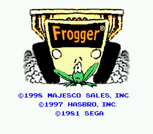 Image Frogger