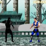 Mortal Kombat (Flash)