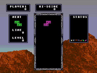 Image Tetris