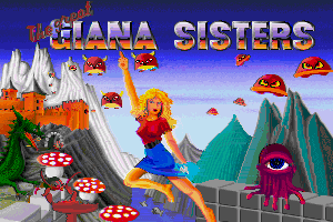 Image The Great Giana Sisters