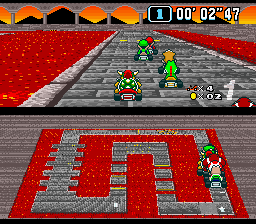 Image Super Mario Kart 2