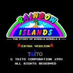 Rainbow Islands Extra