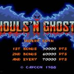 Ghouls n Ghosts