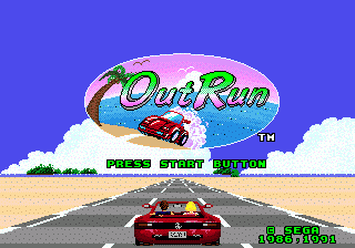 Image Out Run