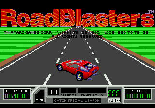 Image Road Blasters