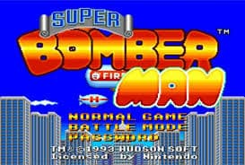 Image Super Bomberman
