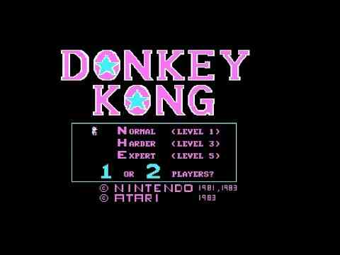 Image Donkey Kong (ms-dos)