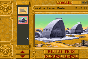 Image Dune 2 - The Building of a Dynasty