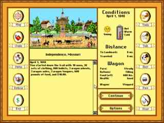 Image The Oregon Trail Deluxe