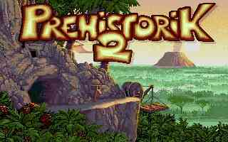Image Prehistorik 2