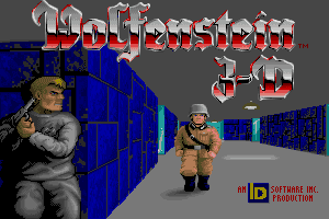 Image 3D Wolfenstein