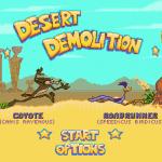 Desert Demolition