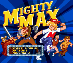 Image The Adventures of Mighty Max