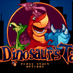 A Dinosaurs Tale