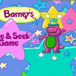 Barney's Hide and Seek Game