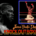 James 'Buster' Douglas Knockout Boxing