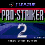 J.League Pro Striker 2