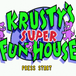 Krustys Super Fun House