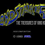 Landstalker: Treasure of King Nole