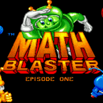 Math Blaster: In Search of Spot