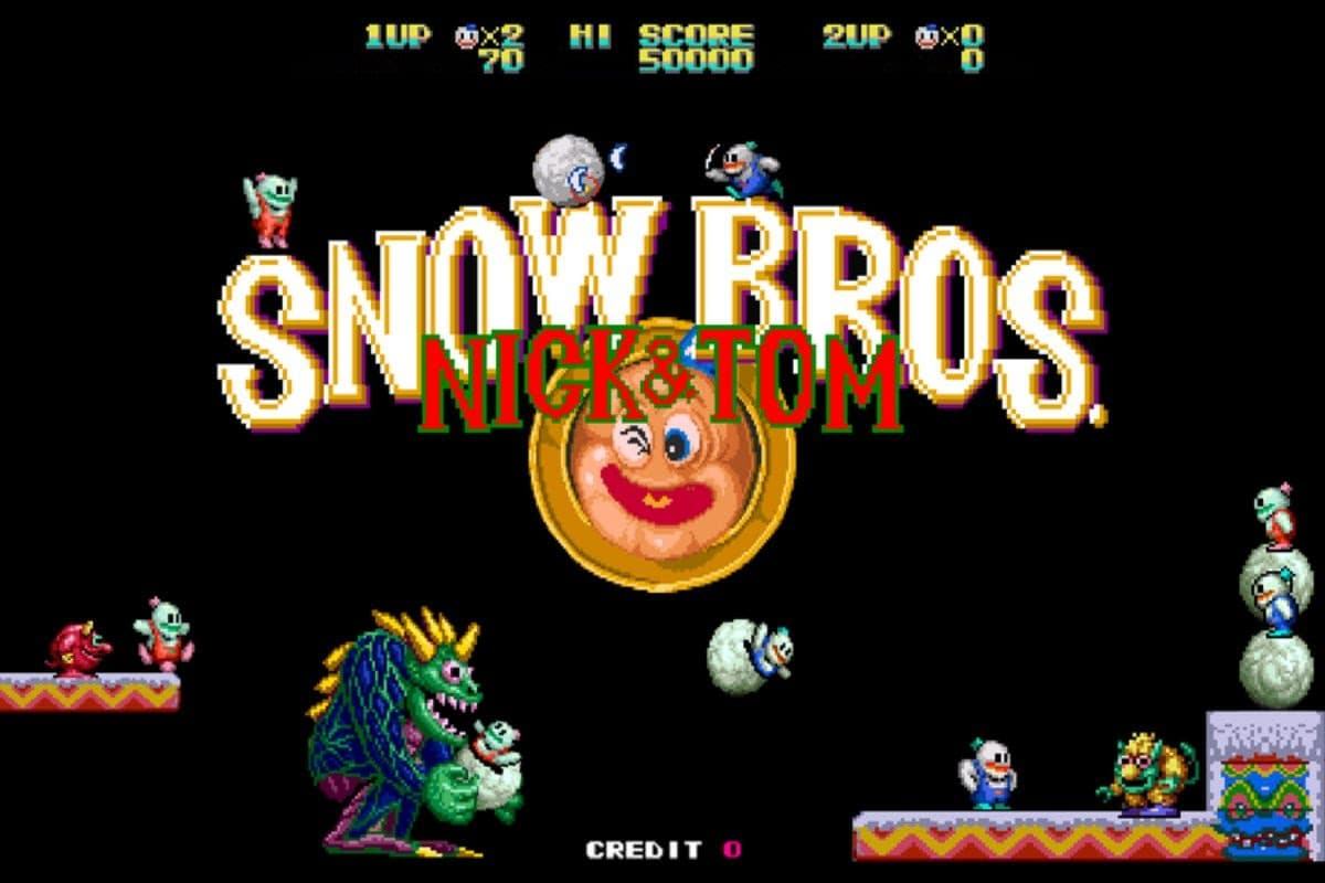 Image Snow Bros
