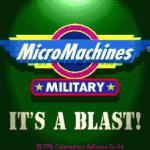 Micro Machines: Military