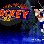 NHL All-Star Hockey '95