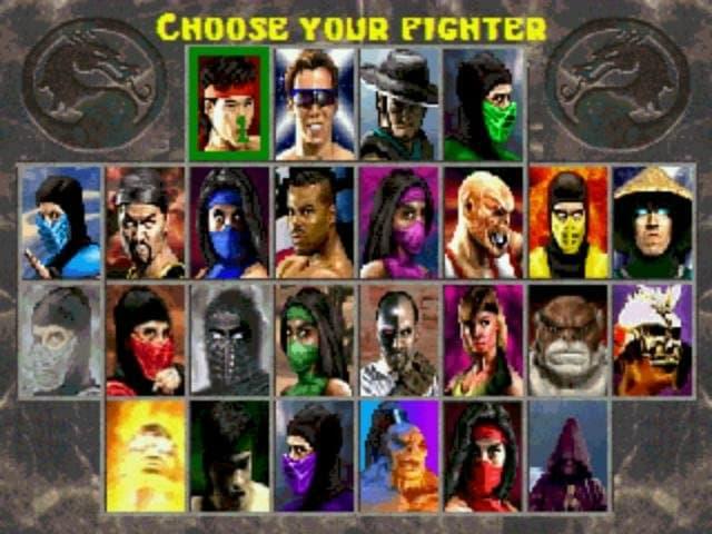 Image Mortal Kombat II