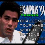 Peter Sampras Tennis 96