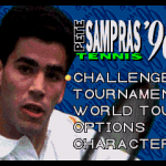 Pete Sampras Tennis 96