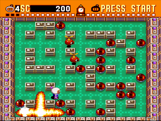 Image Super Bomberman
