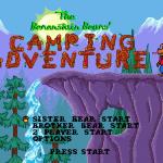 Berenstain Bears Camping Adventure