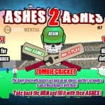 Ashes to Ashes Cricket